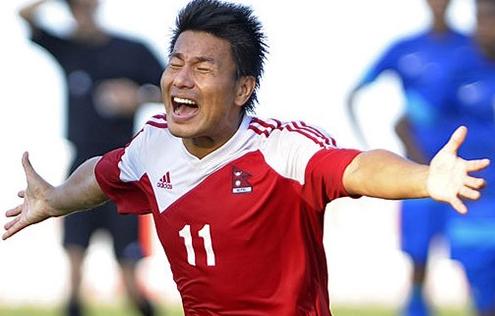 Striker Jumanu Rai is waiting for a joyful farewell