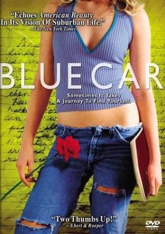 blue-car-poster