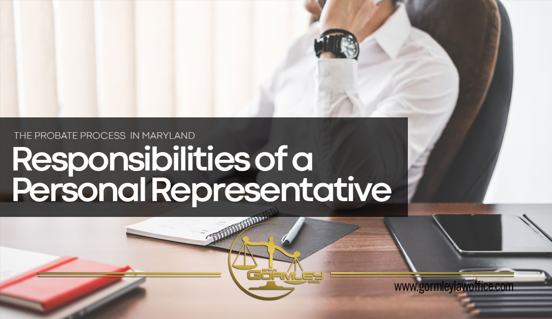 Responsibilities of a Personal Representative