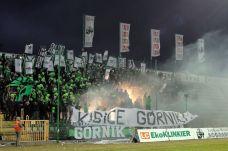 GÓRNIK ŁĘCZNA - Górnik Polkowice 2011r.