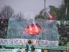 GÓRNIK ŁĘCZNA - Korona Kielce 2006r.