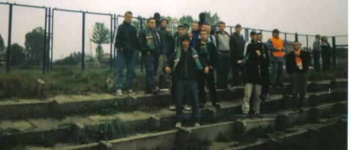KS Myszków - GÓRNIK 2000 rok