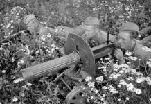 Первые дни войны: 9 Армия, Южный фронт/Фото: Минобороны России, mil.ru