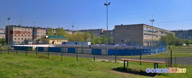 Школа № 34, Каменск-Уральский