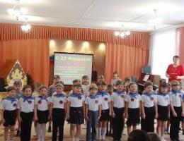 Праздник, посвящённый Дню Защитника Отечества в старших группах №6, №8
