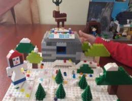 LEGO-ФЕСТИВАЛЬ «СКАЗКИ ДЕТСТВА»