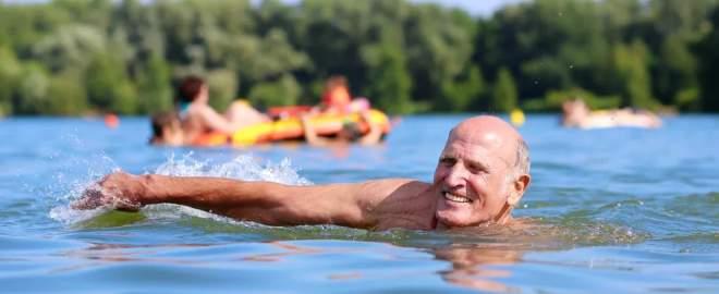 Безопасное купание в водоемах
