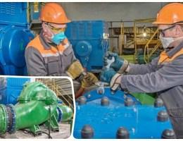 Модернизация насосной станции энергоцеха Синарского трубного завода в Каменске-Уральском поможет сократить энергопотребление