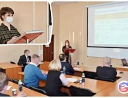 Представители цехов и отделов КУЛЗ обсуждали инновационные идеи на 8-й научно-практической конференции