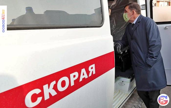 Губернатор Свердловской области объявил 2021 год в регионе Годом медработника