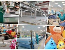 Каменск-Уральские швейные фабрики «Леком» и АО «Здравмедтех-Е» в ковидный период на подъеме (2020-2021)