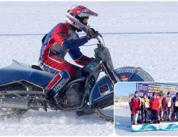 На финальных этапах Чемпионат России команду ЦТВС-мотоспорт представили Эдуард Крысов, Герман Ханмурзин и Иван Волков