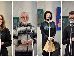 В Ревде 4 февраля 2021 года открылась выставка художников из Каменска-Уральского