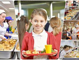 В школе № 31 протестируют новую систему питания учеников