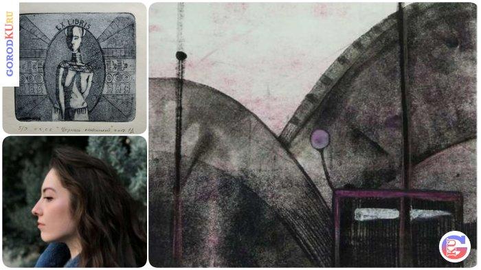 Дарья Наумова: из серии прямых эфиров Выставочного зала