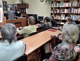 11 марта в клубе «Книгочей» состоялась встреча, посвященная 140-летию со дня рождения писателя и сатирика  А. Аверченко.