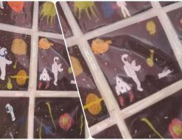 Дошкольники совершили небольшое путешествие в космические дали