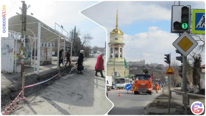 Обновление дорог в Каменске-Уральском