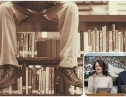 Церемония вручения X городской библиотечной премии «Человек читающий»
