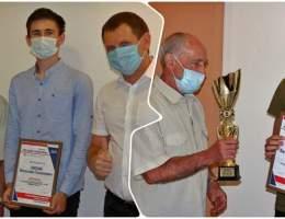 Первые финалисты конкурса «Спортсмен года» были выбраны в Каменске-Уральском