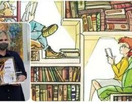 Пермякова Анастасия Борисовна - лауреат X городской премии «Человек Читающий»