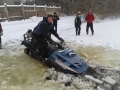 Зима 2012 - купальный сезон открыт