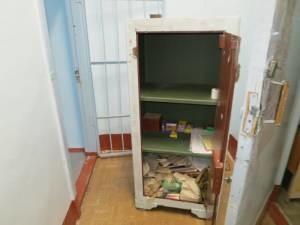 Сейф в кассе. фото из http://novosti69.ru
