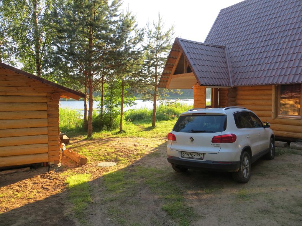 гостевой дом на берегу у Селигера