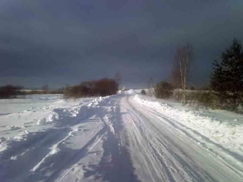 дорога к Селигеру