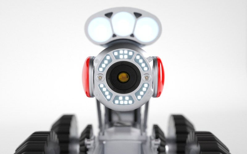 IPEK – Inspection pipe robot