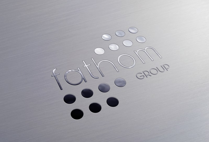 Fathom Group – Logo Design