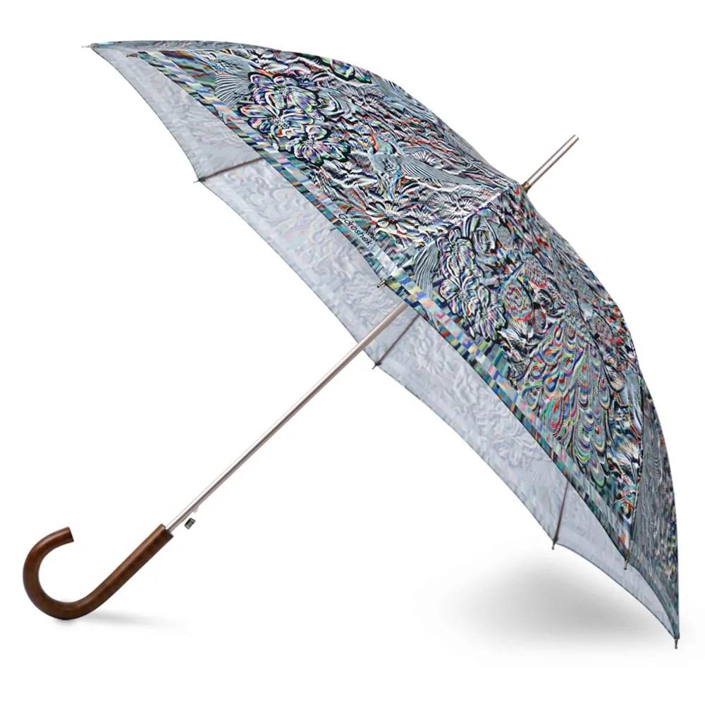 Зонт Женский Большой полуавтомат [618144-11]