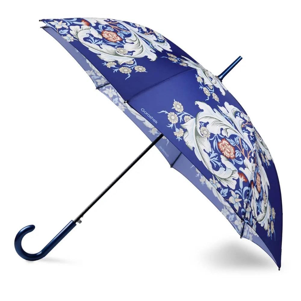 Зонт Женский Большой полуавтомат [618186-24]