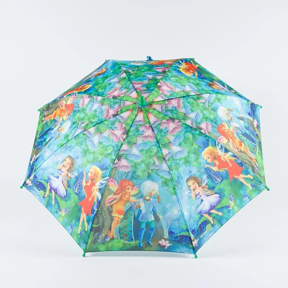 Зонт Детский Маленький полуавтомат [818187-2]