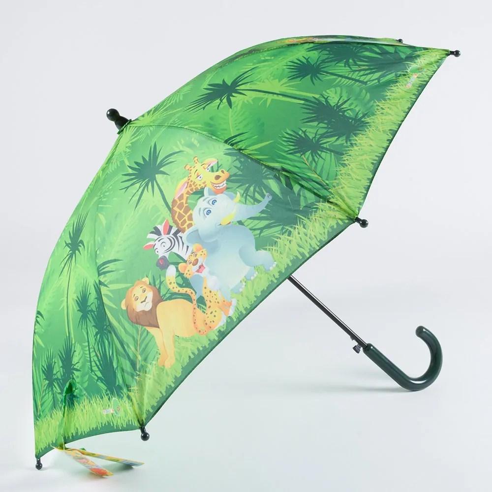 Зонт Детский Маленький полуавтомат [818187-5]
