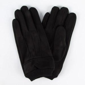 Перчатки мужские цвет черный [MG02-01]