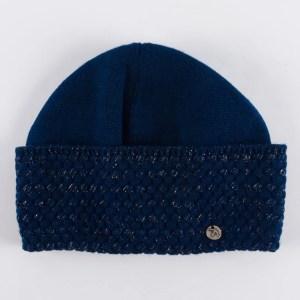 Вязаная шапка женская [WFT02-04]