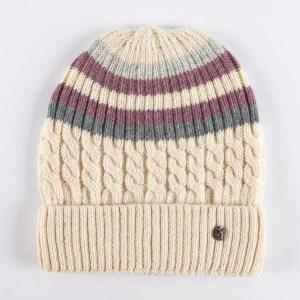 Вязаная шапка женская [YF01-12]