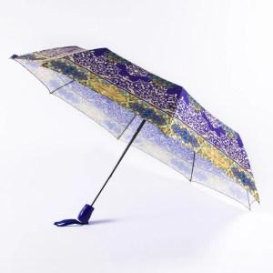 Зонт женский Классический полуавтомат [43614-3]