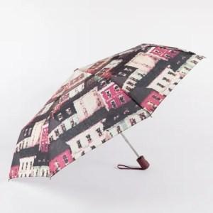 Зонт женский Классический полуавтомат [43616-5]
