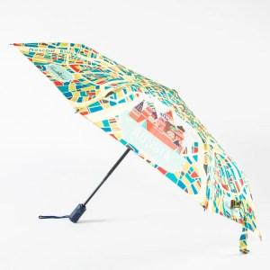 Зонт женский Классический полный автомат [43918-1]