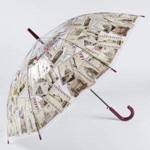 Зонт Детский Маленький полуавтомат [51623-1]