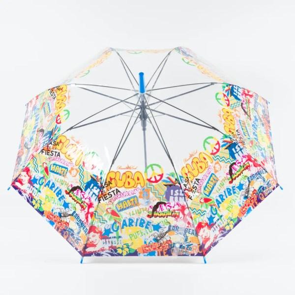 Зонт Детский Маленький полуавтомат [51623-5]