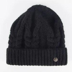 Вязаная шапка женская [WF18-01]