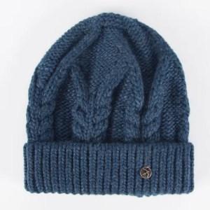 Вязаная шапка женская [WF18-23]