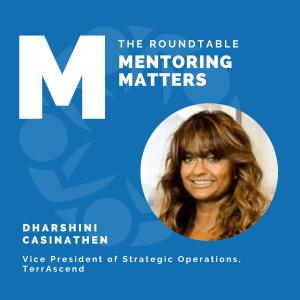 Dharshini Casinathen - Mentoring Matters