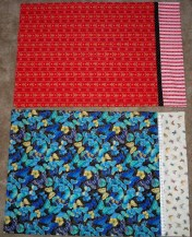 Pillow cases donation donate Easy Schmeezy pillow case pattern children kids charity animal fabrics bright