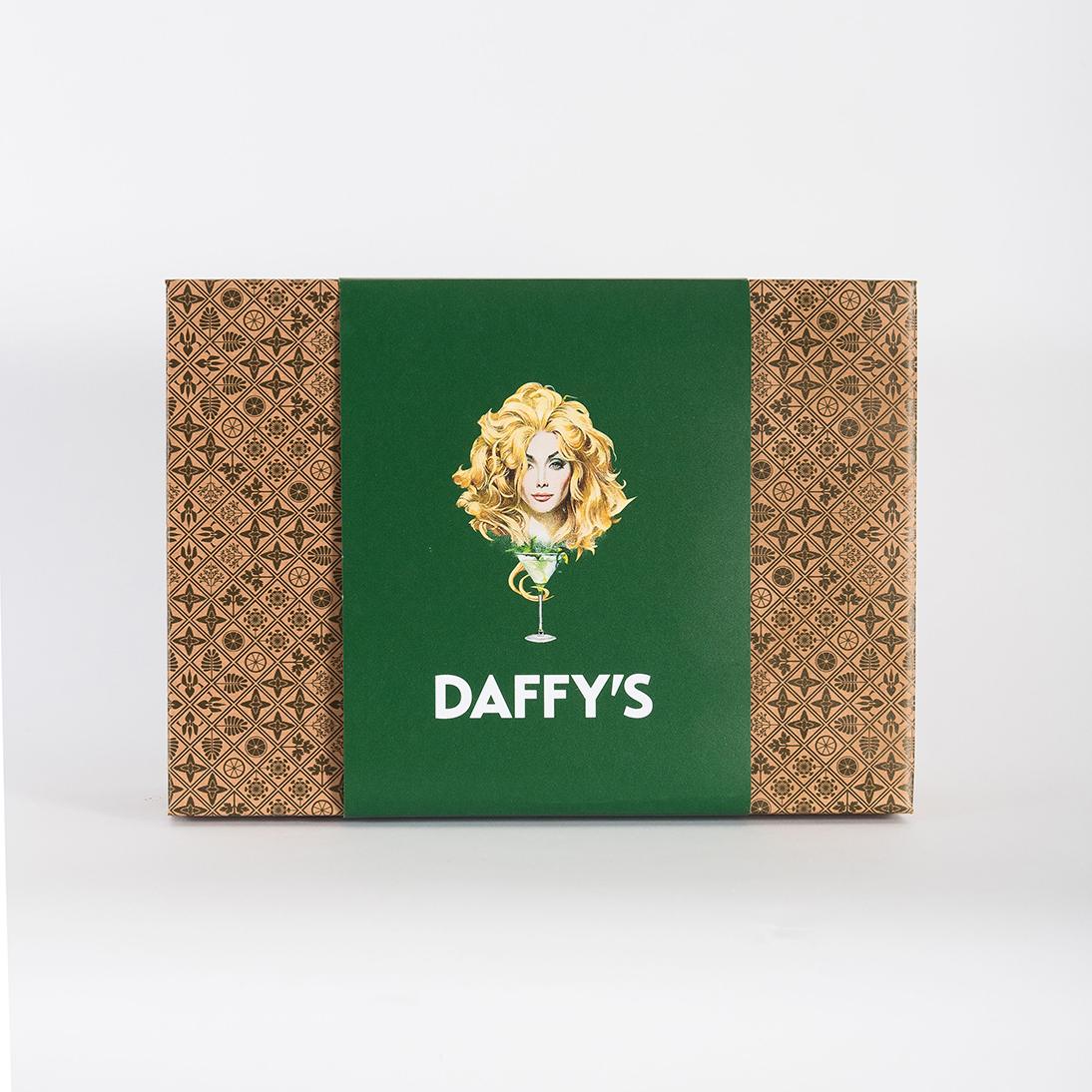Daffy's gin gift box