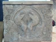 Sarcófago de Doña Sancha en Jaca