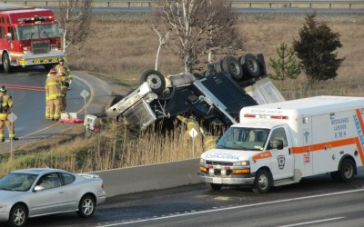 Did OPP Say 800 % Increase in Fatal Truck Collisions?